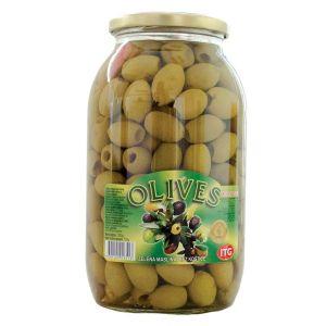Olives zelena maslina tegla BK 1.5kg