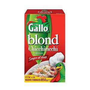 Riso Gallo Blond ChicchiRicchi 850g