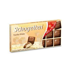 Schogetten Vanilla Wafer cokolada 100g