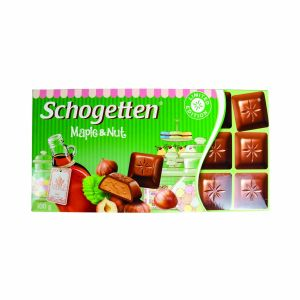 Schogetten Candy Shop Maple&Nut 100g