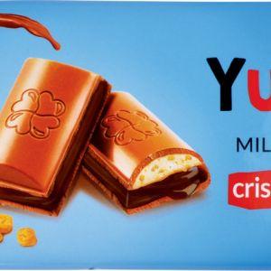 Baron Yummy čokolada trufle i krispi 275g