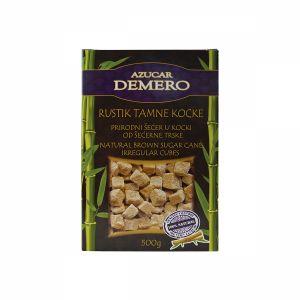 Azucar Demero šećer rustik tamne kocke 500gr