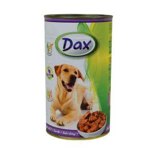 Dax za pse sa jagnjetinom - konzerva 1.240g