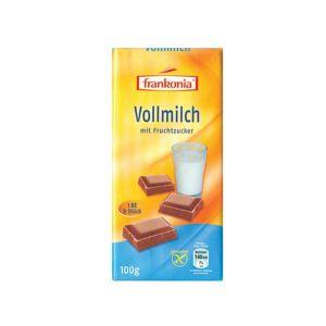 Frankonia  mlečna čokolada 100g