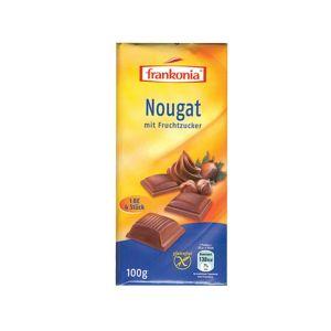 Frankonia čokolada sa nugatom 100g