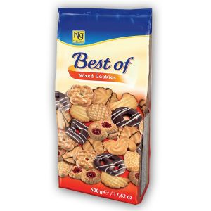 Hagemann Best of mixed cookies 500g