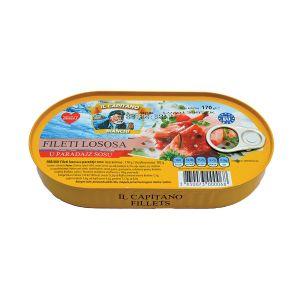 Il Capitano losos filet u sosu od paradajza 170g