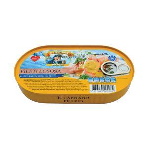 Il Capitano losos filet u sosu od engleskog senfa hansa 170g