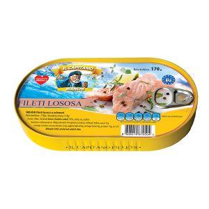 Il Capitano losos filet u salamuri hansa 170g