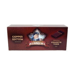 Il Capitano filter papir 200-Copper Edition Premium