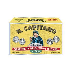 Il Capitano sardina u Extra virgine maslinovom ulju 100g