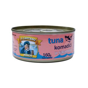 Il Capitano tunjevina komadici light 160g