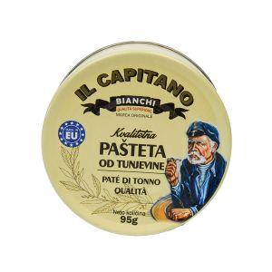 Il Capitano tuna pasteta 95g