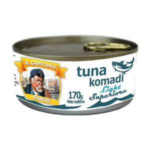 Il Capitano tunjevina komadi Superior light 170g
