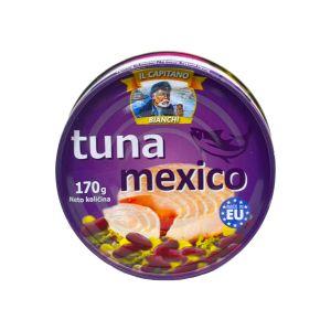 Il Capitano tunjevina komadi Mexico 170g
