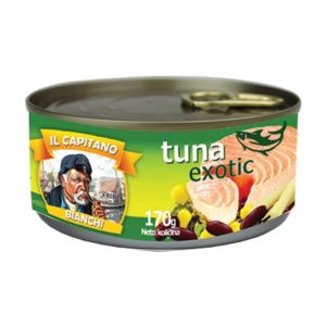 Il Capitano tunjevina komadi Exotic 170g