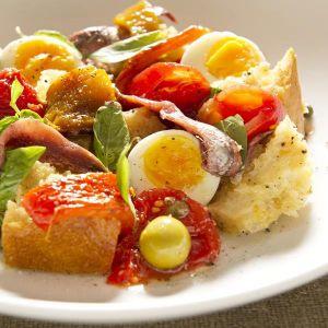 Panzanella - Italijanska salata sa hlebom