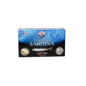 Mardešić jadranska sardina u ulju 100g