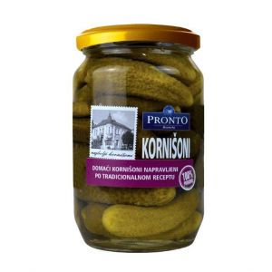 Pronto kornisoni I klasa 3-6cm 720ml