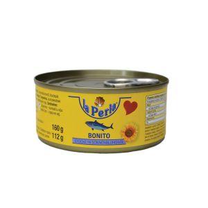 La Perla tunjevina komadi u suncokretovom ulju 160g