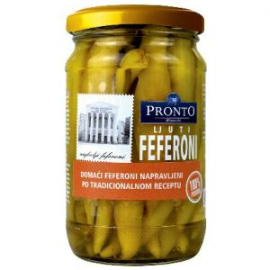Pronto feferoni 370ml