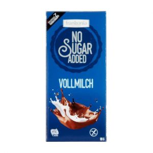 Frankonia mlečna No Sugar Added 80g