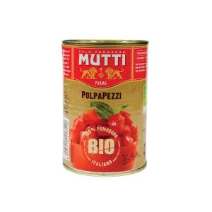 Mutti pulpa BIO 400g