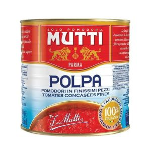 Mutti pulpa 2500 g