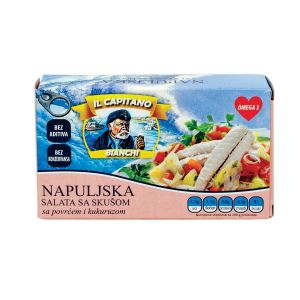 Il Capitano Napuljska salata sa skušom 115g