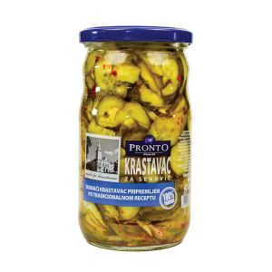 Pronto krastavac za sendvic 720ml