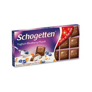 Schogetten jogurt-borovnica-musli 100g