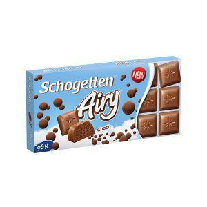 Schogetten mlečna vazdušasta čokolada 95g