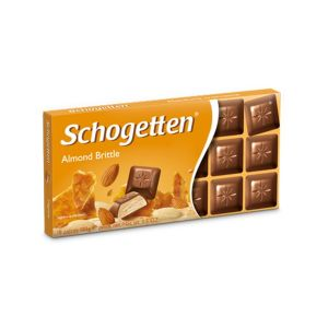 Schogetten čokolada badem 100g