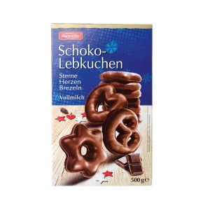 Medenjaci mlečna čokolada 500g